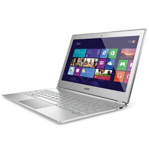 <Aspire S7シリーズ>ノートPC(11.6型/Corei7-3517U/4GB/128GB SSD/Win8 64bit/シルバー/タッ...