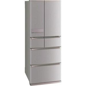 【送料無料】冷蔵庫フレンチ(450〜) (MRJX48LYN)三菱電機 冷蔵庫フレンチ(450〜) MR-JX48LY-N【...