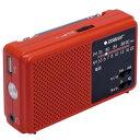 KOBAN 手回し充電備蓄ラジオ ECO-5
