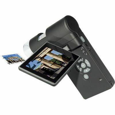 テック ハンディ型マイクロスコープ デジタル顕微鏡 500万画素 HANDYMICRON4 ハンディ型マイクロスコープ デジタル顕微鏡 500万画素