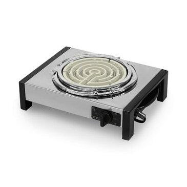 シュアー 温度コントロール性能に優れたシンプルな電気コンロ SK-65S【納期目安:1週間】