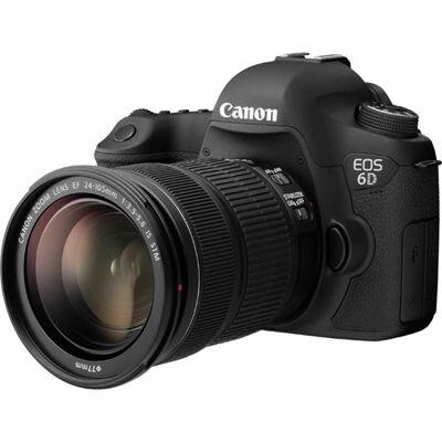 キヤノン EOS 6D(WG)・EF24?105 IS STM レンズキット EOS6D24105ISSTMLK EOS 6D(WG)・EF24?105 IS STM レンズキット