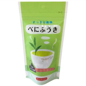 日本緑茶センター ティーブティック べにふうき(鹿児島県産) 2g*10ティーバッグ 4975723023543