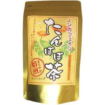 梶商店 健茶館 ノンカフェインたんぽぽ茶 ティーバッグ 1.8g×10P E318902H
