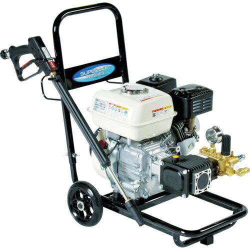 スーパー工業 スーパー工業 エンジン式高圧洗浄機SEC1015−2N(コンパクト&カート型) SEC10152N:激安!家電のタンタンショップ