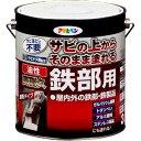 アサヒペン アサヒペン 油性・高耐久鉄部用 クロ 3L E463062...