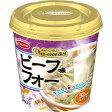 エースコック 【ケース販売】Pho・ccori気分 ビーフ味フォー 24g×6個 E470983H