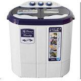 シービージャパン 2台目にピッタリな洗濯機。ちょこっと洗いで節水、節約。マイセカンドランドリー TOM-05【納期目安:10/上旬入荷予定】