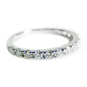 その他 【鑑別書付】プラチナPT900 天然ダイヤリング 指輪 ダイヤ0.50ct 8.5号 ハーフエタニティリング ds-1235910:激安!家電のタンタンショップ