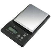 その他 dretec(ドリテック) ポケットスケール300 PS-030BK ブラック ds-1391321