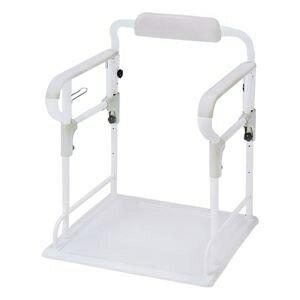 その他 アロン化成 トイレ用手すり ポータブルトイレ用 フレーム ささえ 533-070 ds-1549990