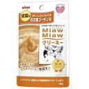 その他 (まとめ)アイシア MMクリーミー 名古屋コーチン風味 40g 【猫用・フード】【ペット用品】【×48セット】 ds-1665693