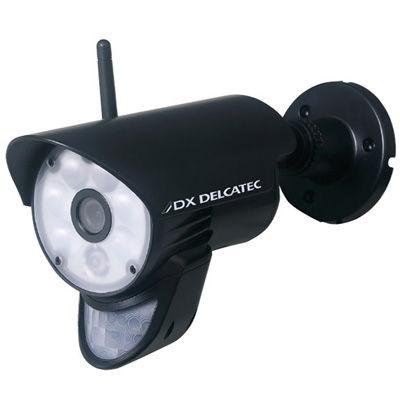 【代引手数料無料】DXアンテナ 防犯カメラ 増設用ワイヤレス フルHD カメラ cf591:激安!家電のタンタンショップ