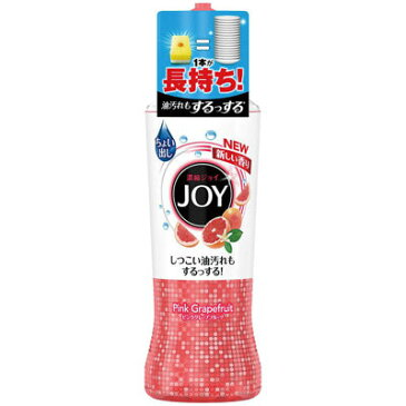 その他 【24個セット】除菌ジョイ コンパクト190ml(ピンクグレープフルーツの香り) 2922974