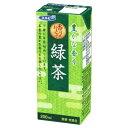 エルビー 緑茶 紙パック 200mlx30本
