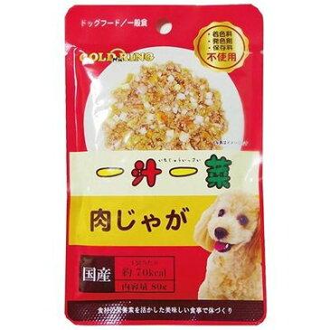 三井食品 一汁一菜 肉じゃが 80g 4901311070071【納期目安:2週間】