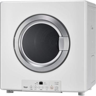 リンナイ 衣類乾燥機 乾太くん (ピュアホワイト) 乾燥5.0kg (プロパンガス用) RDT-54S-SV-LPG【納期目安:1週間】