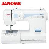 ジャノメ 電動ミシン 「両手が使えるフットコントローラータイプ」 JN508DX