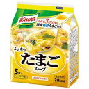 その他 (まとめ) 味の素 クノール ふんわりたまごスープ5P/1袋【×10セット】 ds-2157490