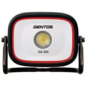 その他 (まとめ)ジェントス 充電式投光器 ガンツ GZ-300【×5セット】 ds-2178678画像