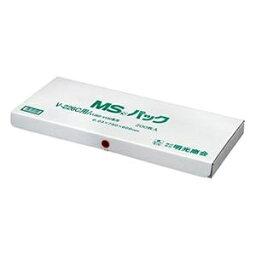 その他 (まとめ)明光商会 シュレッダー用ゴミ袋 MSパック 透明 V-226C用 1パック(200枚)【×3セット】 ds-2217307
