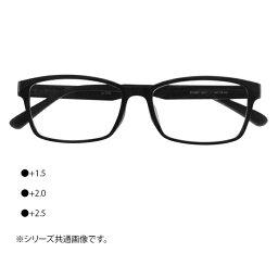 その他 老眼鏡 SeeAssist 遠近両用 BF-823 ブラック +2.5 CMLF-1455261【納期目安:1週間】