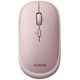 その他 (まとめ)エレコム 2.4GHz無線マウスSlint(スリント) ピンク M-TM10DBPN 1個 【×3セット】 ds-2359009