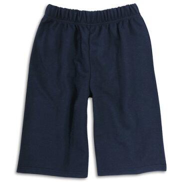 NEW 後ろポケット付きハーフパンツ(紺)/体操服/男女兼用