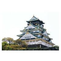 【大阪城】オリジナルポストカード3980円以上送料無料