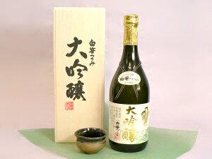 金井酒造店 白笹つづみ 大吟醸 720ml