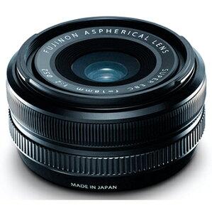 【送料無料】富士フイルムFX-X-PRO1用18mmレンズ FUJI FILM フジノンレンズ XF18mmF2 R 交換...