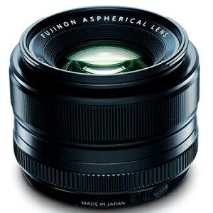【送料無料】富士フイルムFX-X-PRO1用35mmレンズ FUJI FILM フジノンレンズ XF35mmF1.4 R 交...