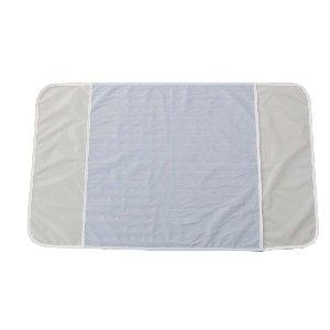 クールでドライな清涼敷きパッド 羽シート付きハーフサイズ シングル