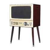 ドウシシャ ヴィンテージスタイル 20型 ハイビジョンLED液晶テレビ VT203-BR