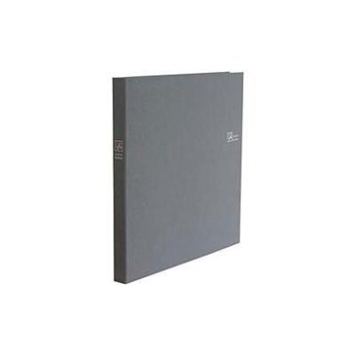 ナカバヤシ (Nakabayashi)セラピーカラー 大容量6面ポケットアルバム L判2列×3段タイプ TCPK-6L-240-CG(クールグレー)