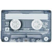 マクセルオーディオカセットテープ10分4巻パックmaxellUR-10M4P【お取り寄せ】