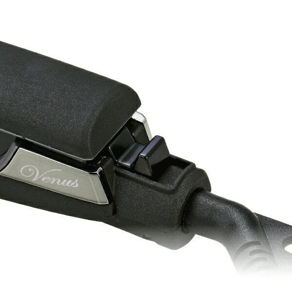 オルゴ ヴィーナス プロ仕様ストレートヘアアイロン ブラック ALLGO NCD-9200(BK)