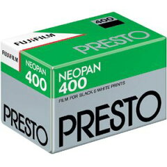 35mmモノクロフィルム・ネオパン400プレストフジフィルム ネオパン400 PRESTO 36EX 3本パック...