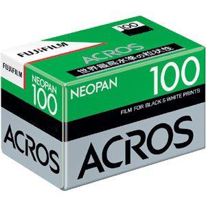 35mmモノクロフィルム ネオパン100アクロスフジフィルム ネオパン100 ACROS 36EX 【お取り...