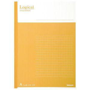 Nakabayashi(ナカバヤシ) Logical スイング ロジカルノート B5 A罫 オレンジ ノ-B501A-OR 【お取り寄せ】