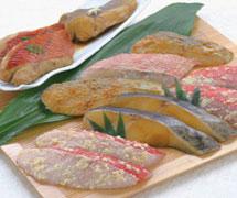 【送料無料】豪華漬魚と高級煮魚詰合せ 「龍宮伝」玉手箱