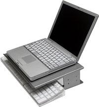 【送料無料】ノートPCベーススタンドPowerSupport(パワーサポート)SG-35
