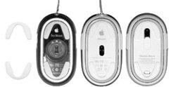 【送料無料】エアーパッドソール(Apple Mouse用 厚さ0.8mm 2セット) PowerSupport(パワー...