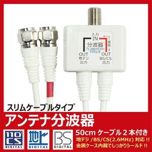 アンテナ分波器 TS-ABH05