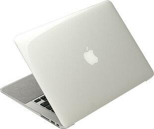 【あす楽対応】【送料無料】パワーサポート エアージャケット Apple MacBook Air 13インチ用カバー(クリア)[2012年6月発売モデル対応](PMC-61)
