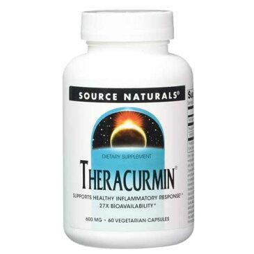 ●ソースナチュラルズ セラクルミン THERACURMIN 600mg 60粒