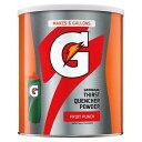●Gatoradeゲータレード・スポーツドリンク濃縮パウダー約23リットル分(フルーツパンチ/ Fruit Punch)