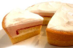 【エスキィス特製】苺のババロアタルトとろーりとした口溶けがやさしいプレゼントにもいいです...