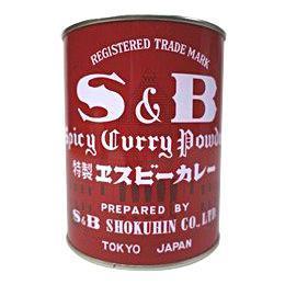 定番のカレー粉SB カレー粉 400g 【開店セール1212】【RCP】