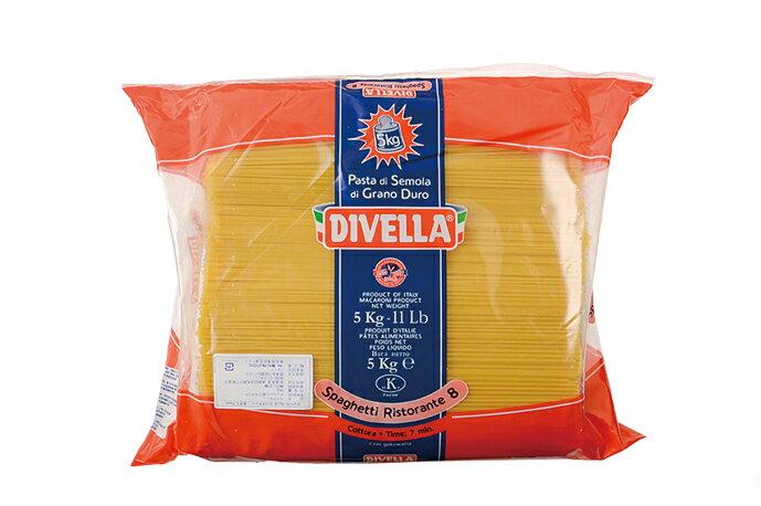 ディベラ No8 スパゲティ 1.7mm 5kg DIVELLA画像